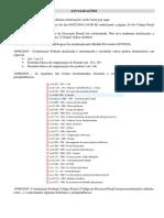 COMUNICADO - ATUALIZAÇÕES 20-09-2019