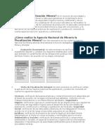 Fiscalización Minera