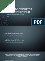 TIPOS DE CIRCUITOS COMBINACIONALES.pptx