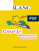 Courir Meditation