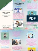 DECALOGO DE COMPORTAMIENTO Y ACTITUD