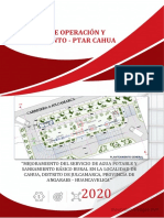 MANUAL DE OPERACION Y MANTENIMIENTO - PTAR CAHUA.pdf