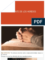 EL RESCATE DE LOS HERIDOS