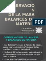 Int II - Balances de Materia