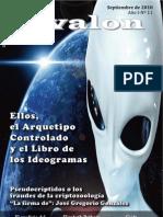 Revista digital Ávalon, enigmas y misterios. Año I - Nº 11 - Septiembre de 2010
