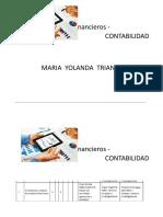 TIPOS, CLASIFICACION Y CARACT DE LOS ESTADOS FINANCIEROS BASICOS