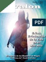Revista digital Ávalon, enigmas y misterios. Año II - Nº 12 - Octubre de 2010