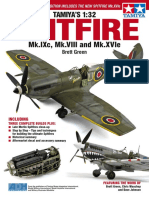 How to Build Tamiya's 1-32 Spitfire