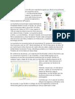 La neumonía prevalencia en mexico y el mundo