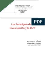 paradigma de la investigación educativa y el IAPT.odt