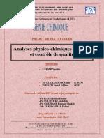 Analyses physico-chimique des  - Yassine LAKSIR_4037