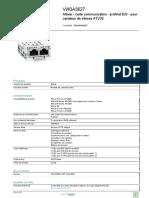 Altivar Process ATV600_VW3A3627