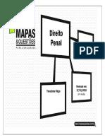 Direito Penal em Mapas Mentais