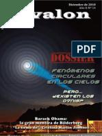 Revista digital Ávalon, enigmas y misterios. Año II - Nº 14 - Diciembre de 2010