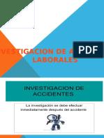 CAPACITACION INVESTIGACION DE AT