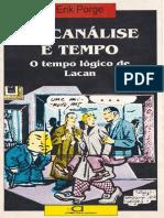 O Tempo Lógico de Lacan - Erik Porge.pdf
