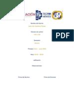 Ejercicios 1 y 2 pag21 metodologias de la investigacion