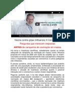 Vacina contra Influenza X Coronavirus - com 10 artigos científicos.pdf