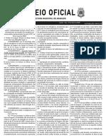 Decreto Nº 060 - Prefeitura Araguari