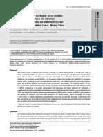 FERREIRA_Politica Habitacional no Brasil analise SNHIS e MCMV