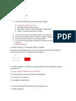 preguntas psicologia clinica