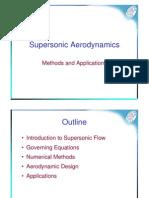 30 Supersonic Aerodynamics