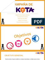 Campaña de +kota