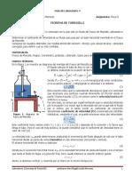 Guía 4 teorema de Torricelli