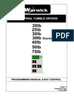 Secador Primus 20-75 Lbs