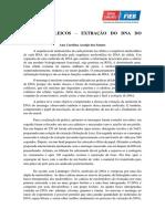 Relatório Bioquímica -