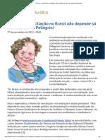 ConJur - Cultura da conciliação não depende só de leis, diz Ada Pellegrini-mesclado.pdf