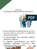 Las Personas Juridicas con Fines Economicos (1).pptx