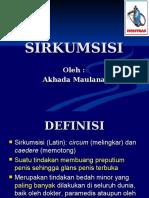 2. Pengantar Sirkumsisi -dr.Akhada