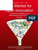 The Market for Open Innovation (an Excerpt of the Study by Kathleen Diener and Frank Piller)