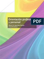 Orientación profesional y personal (1° edición)
