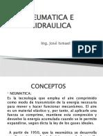 PRESENTACION NEUMATICA E HIDRAULICA  Y CALCULOS