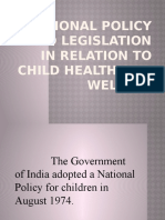 3.National policy and legislation in relation to child health and welfare.pptx