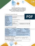 Guía de actividades y rúbrica de evaluación - Paso 1- Funcionamiento corteza cerebral y funciones cerebrales superiores.docx