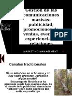 Capítulo 18 - Gestión de las comunicaciones masivas.ppt