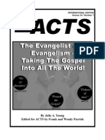 ACTS The Evangelist