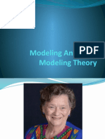 Modeling And Role-Modeling Theory.pptx
