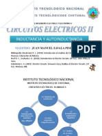 3.1,3.2 Inductancia, autoind.