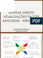 Mapear Direito - Atualizacoes Pacote Anticrime