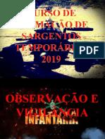 INSTRUÇÃO PATRULHA