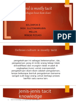 culture mostly tacit.kel 8.pptx
