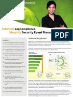 Log Radar Datasheet - Government - Copy
