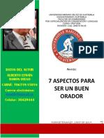 REVISTA LOS 7 ASPECTOS PARA SER UN BUEN ORADOR.pdf