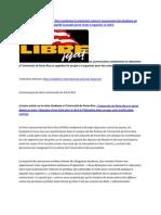 Le Parti communiste de Porto Rico condamne la répression contre le mouvement des étudiants de l