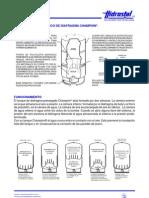 Tanque Hidroneumatico de Diafragma Champion