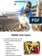 SMAW Overview PPT